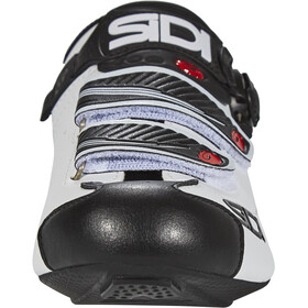 Sidi Alba Shoes Herren white/black/red